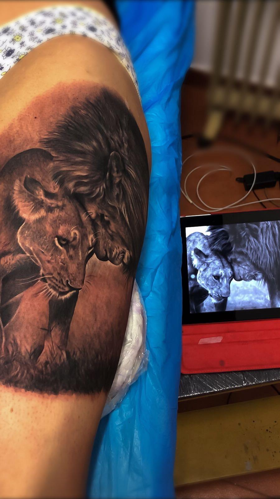 Kalinda Cano Tatuajes tatuajes reus
