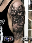 <h5>Michael - Mayje Tattoo (Terrassa)</h5><p>                                                                                                                                                                                                                                                                                                                                                                                                                                                                                                                                                                                                                                                                                                                                                                                                                                                                                                   </p>