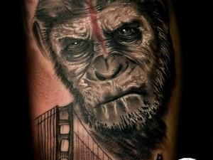 César - El Planeta de los simios