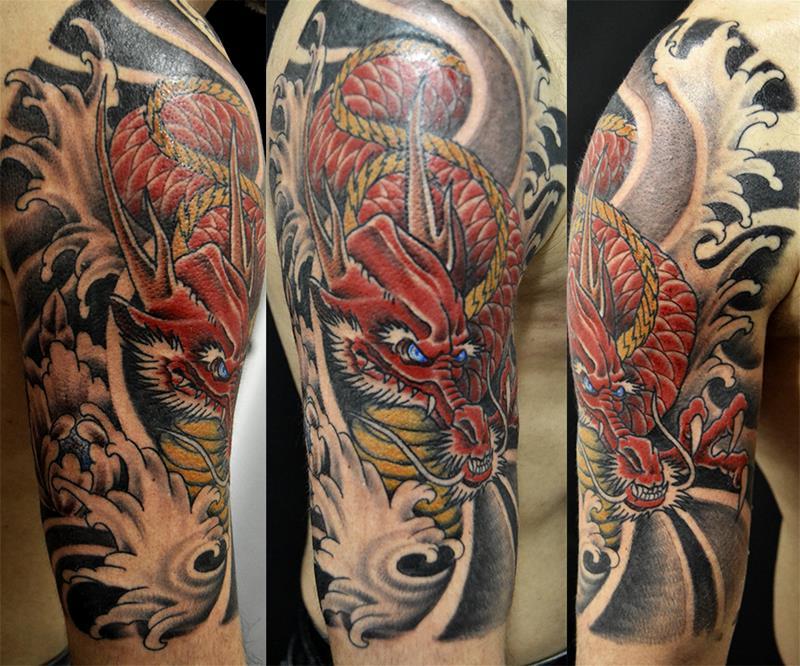 Poker tattoo bcn