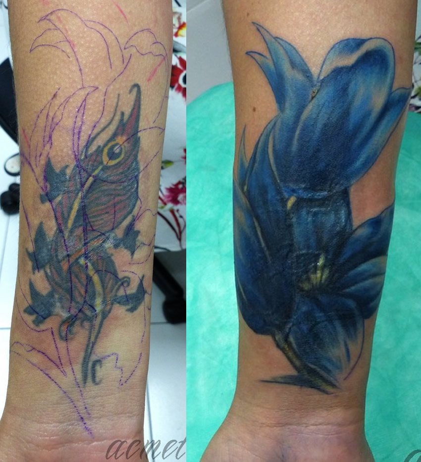 Kalinda Cano Tatuajes curso tatuaje online