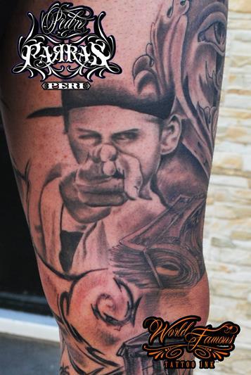 tatuajes ucranio tantra en Jaén
