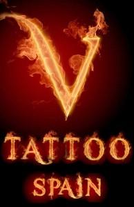 V-Tattoo logo