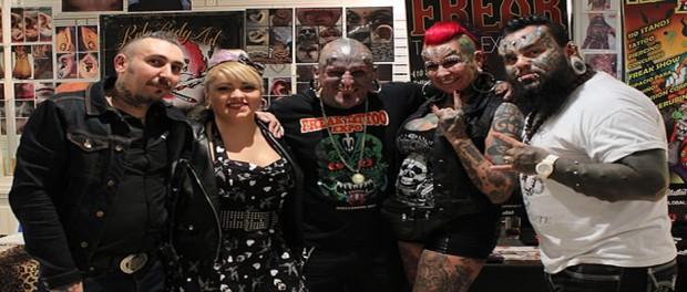 Convenciones de Tatuajes