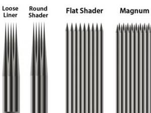Tipos de agujas