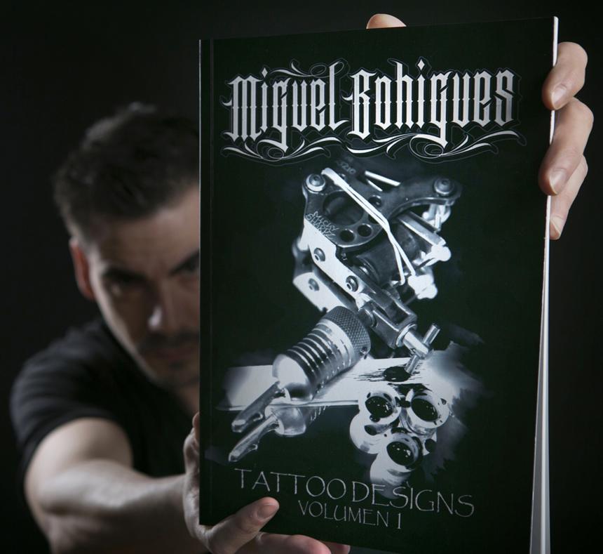 Libro de Miguel Bohigues