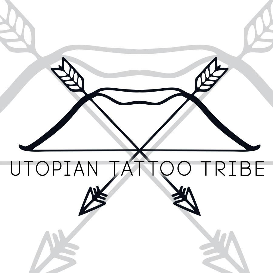 Logo Utopian Tattoo Tribe