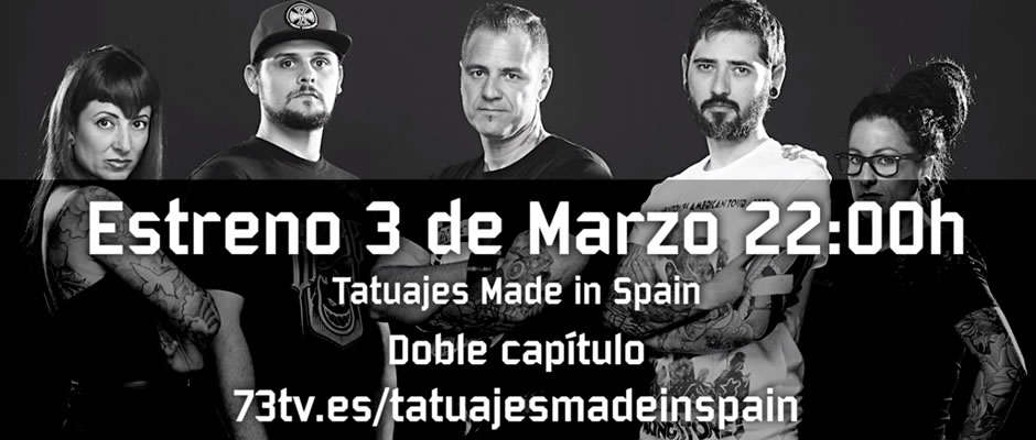 tatuajes made in spain