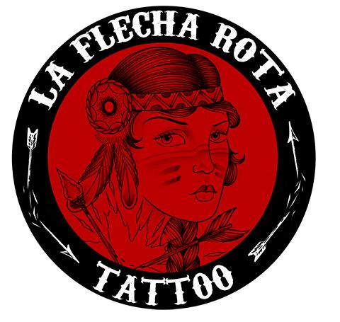 La Flecha Rota logo