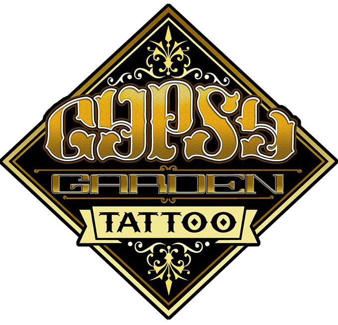 Gypsy Garden Tattoo Logo