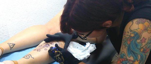 Peps Virgo Tattoo
