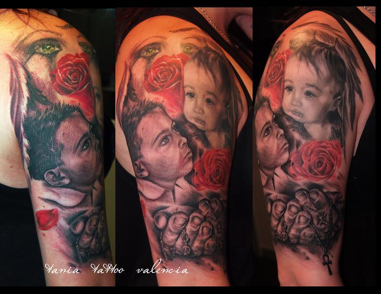 Tatuajes Retrato tatuajes retrato - tatuajes online