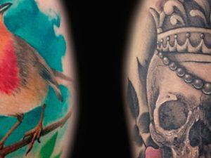 Tatuadores en Bilbao
