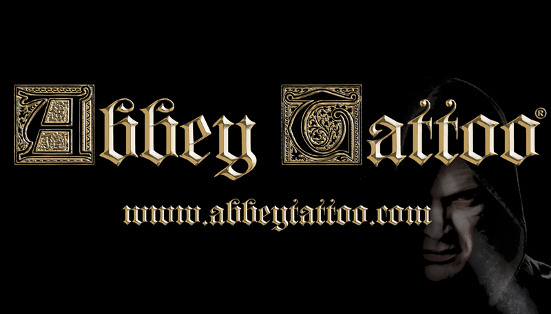 abbey tattoo logo