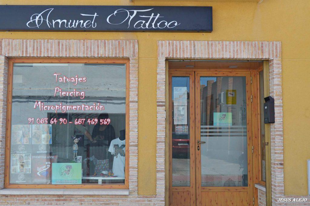 Amunet tattoo studio