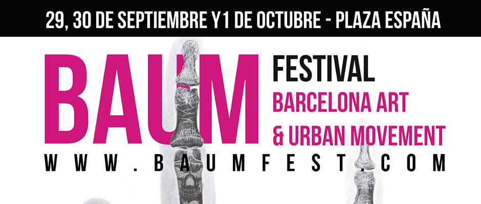 Barcelona Tattoo Expo - BAUM