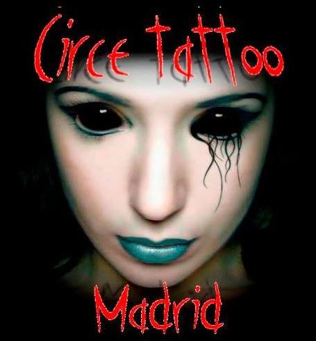 Circe Tattoo logo
