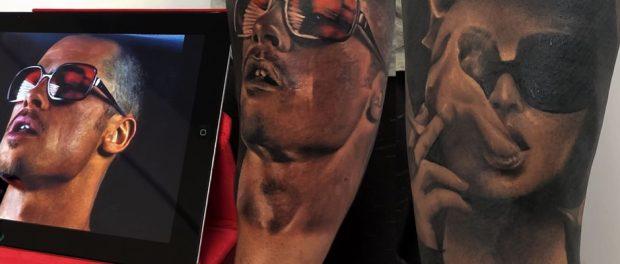 tatuajes realistas en Gijón