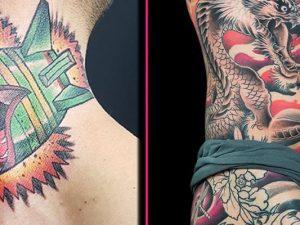 tatuadores guests