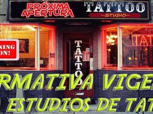 pasos para montar un estudio de tatuajes