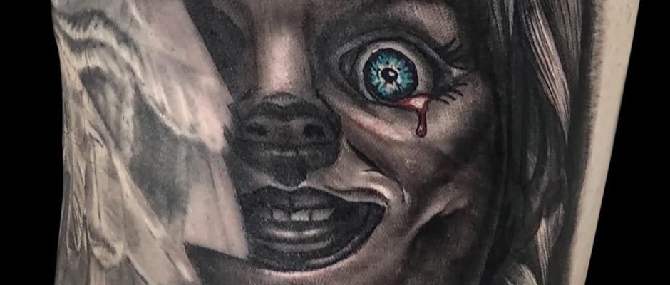 Tatuaje de Annabelle