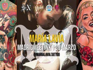 Madrid Meetink con María Lavía