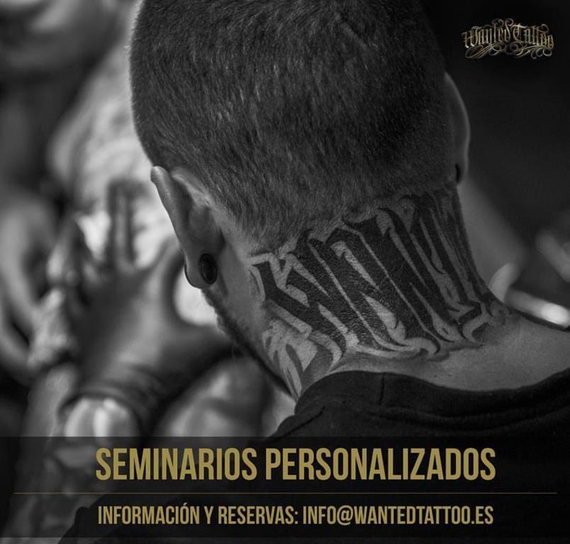 seminarios de tatuajes personalizados