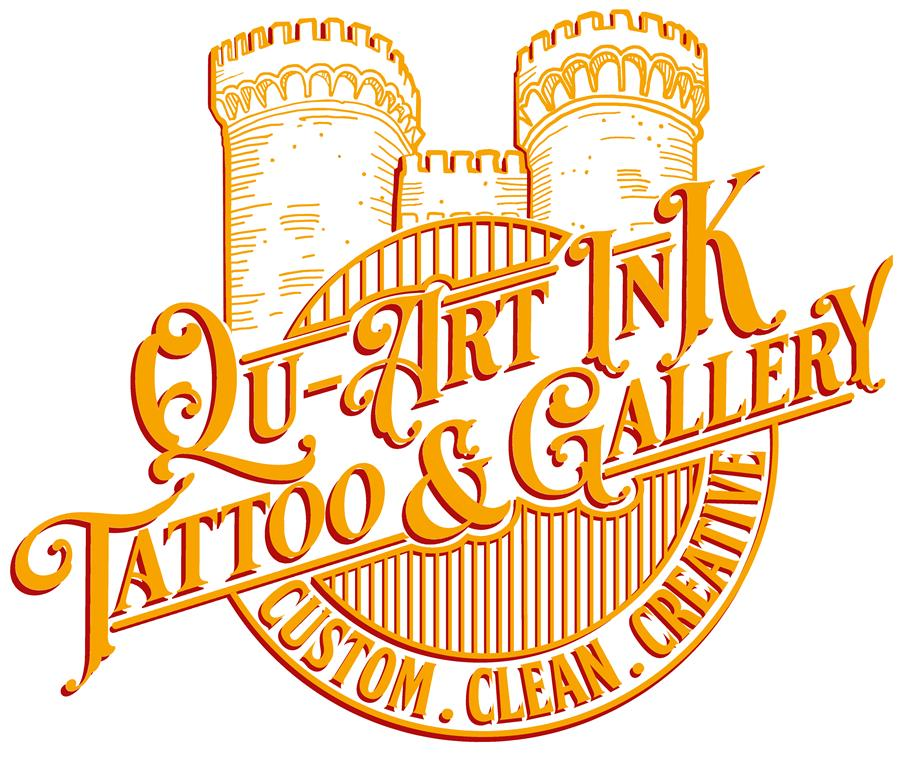 Logo Qu-Art Ink Tattoo & Gallery