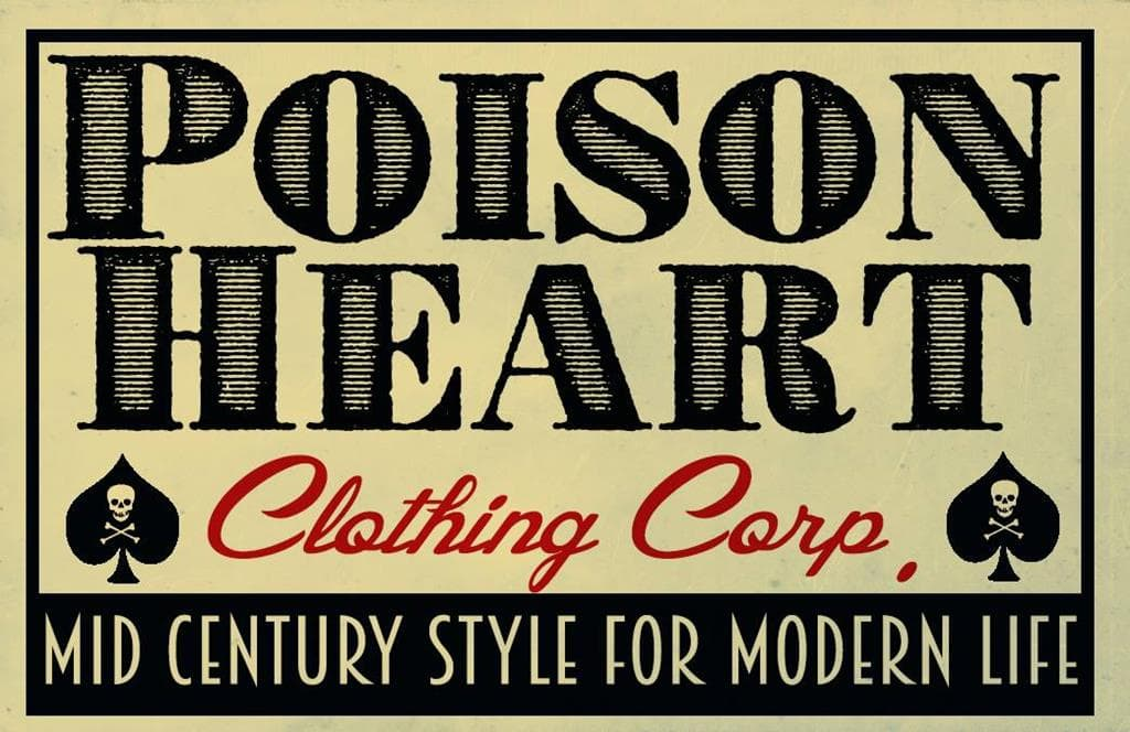 Posion Heart Clothing