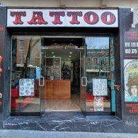 Traspaso de estudio de tatuajes FMN en Madrid zona céntrica