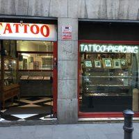 Estudio de tatuajes en zona privilegiada de Barcelona - Gothic Tattoo Studio
