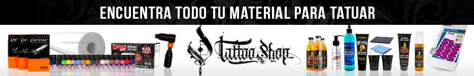 Fist Flame de V Tattoo shop
