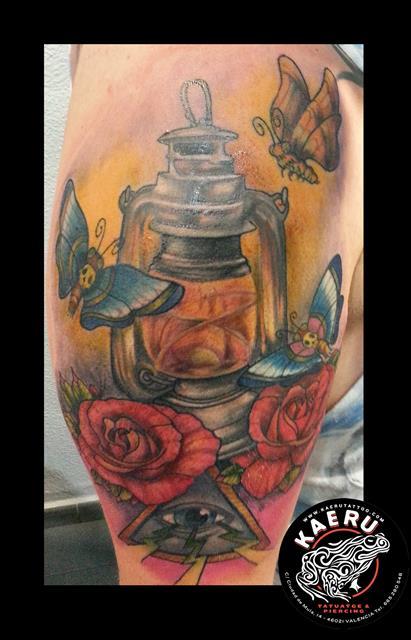 lampara Tatuajes Online Portal de tatuajes y tatuadores