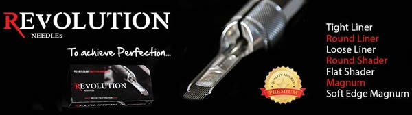 Revolution Needles by Pureworks