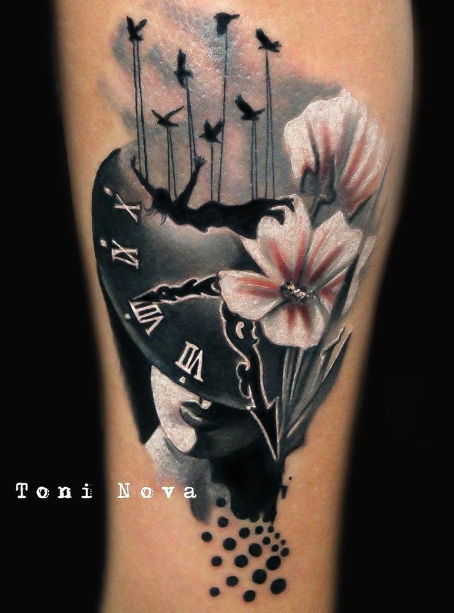 tatuaje elegante