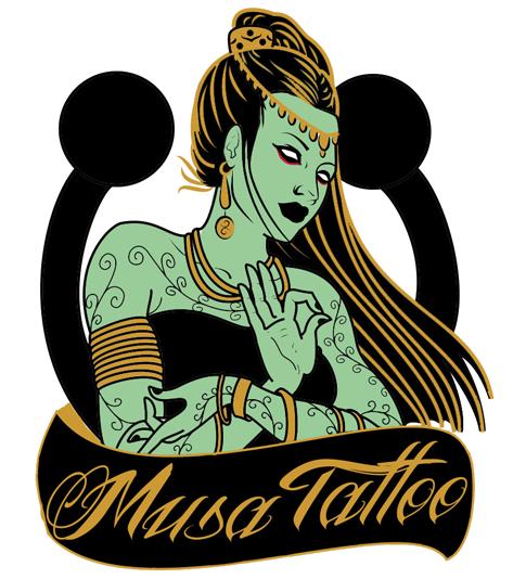 Musa Tattoo