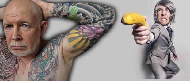 Críticas de tatuadores