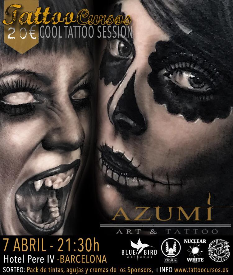 Cool Tattoo Session abril 2018