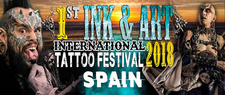 Ink and Art Festival Spain