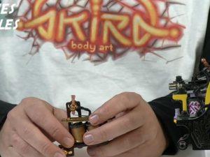 Máquinas de bobinas para tatuar