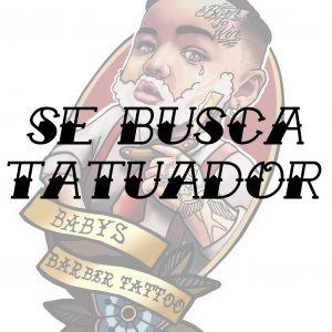 Baby Barber Tattoo