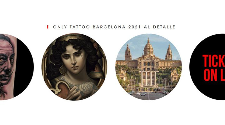 only tattoo barcelona 2021