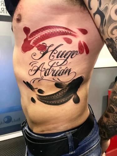 tatuaje badajoz ago19 bola 8 23