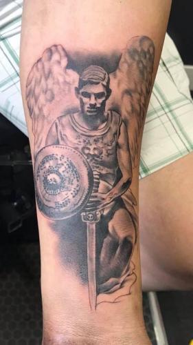 tatuaje badajoz ago19 bola 8 28