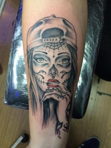 tatuaje badajoz ago19 bola 8 32