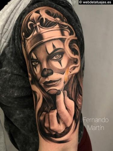 Artista: Fernando Martín