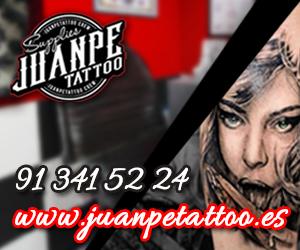 Juanpe Tattoo - Madrid
