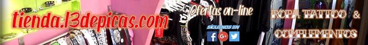 13 de Picas tienda online de moda